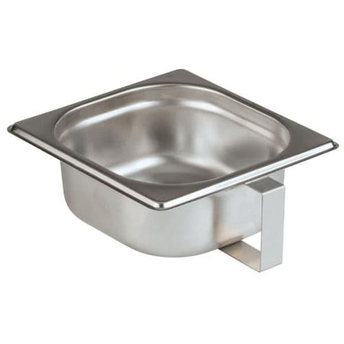 Empire 1/6-150mm GN Pan With Handle For GN Shelf - EMP-GN816-6